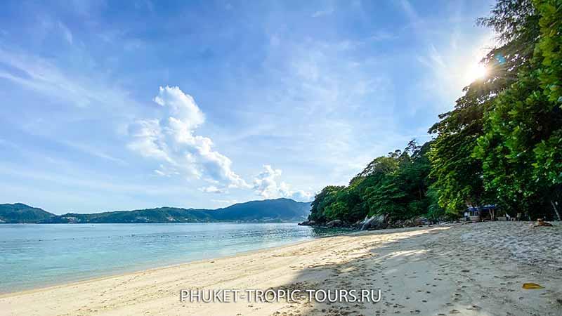 Пляж Три Транг на Пхукете - фото 1