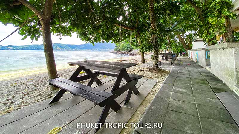 Пляж Три Транг на Пхукете - фото 13