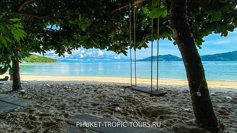 Пляж Три Транг на Пхукете - фото 15