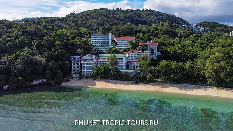 Пляж Три Транг на Пхукете - фото 9