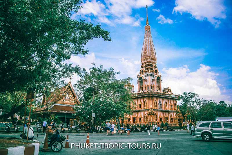 Храм Ват Чалонг на Пхукете - фото 8